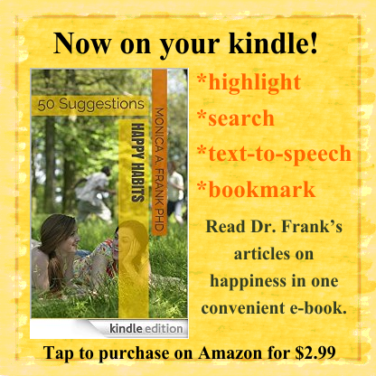 Now on kindle! Tap to purchase Dr. Frank's articles from Amazon for $2.99. Text-to-speech enabled.